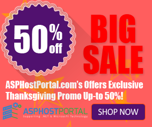 Best and Cheap ASP.NET Cloud Hosting – Exclusive Thanksgiving Special Deals