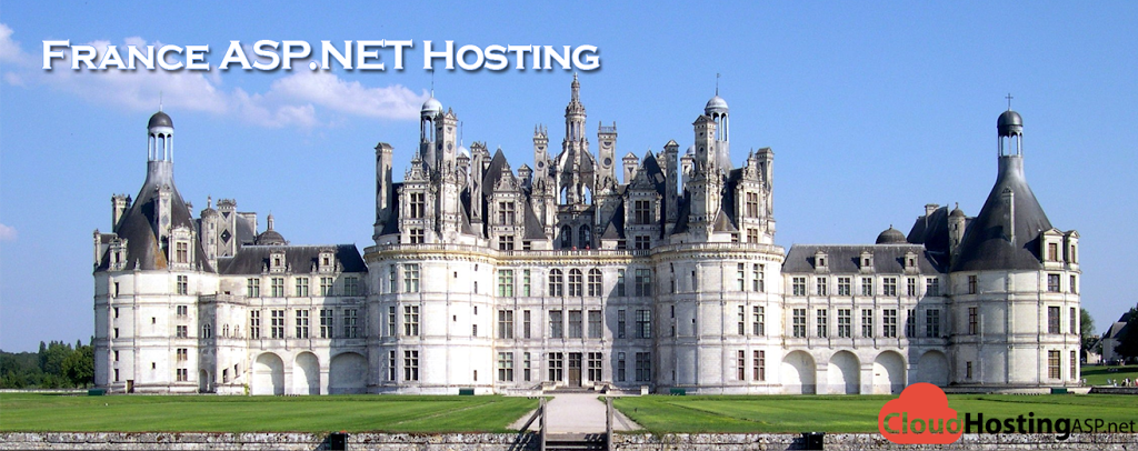Best and Cheap ASP.NET Cloud Hosting France