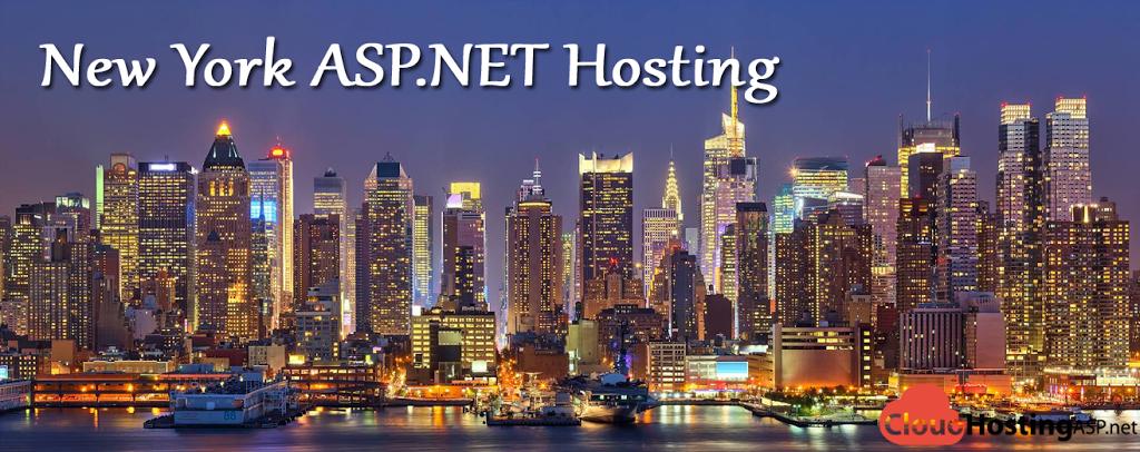 Best and Cheap New York ASP.NET Cloud Hosting