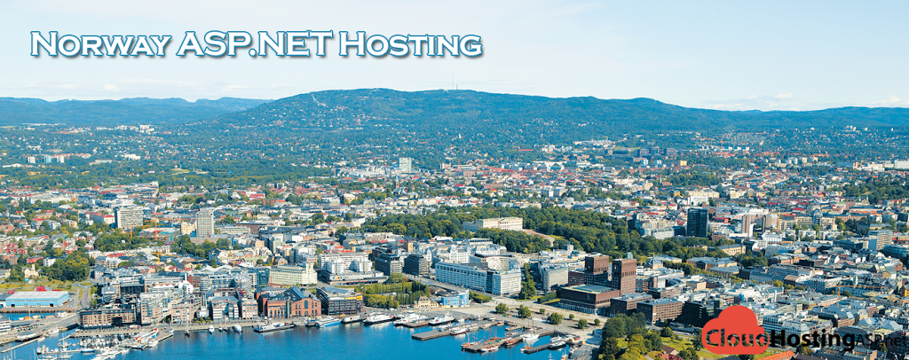 Best and Cheap Norway ASP.NET Cloud Hosting