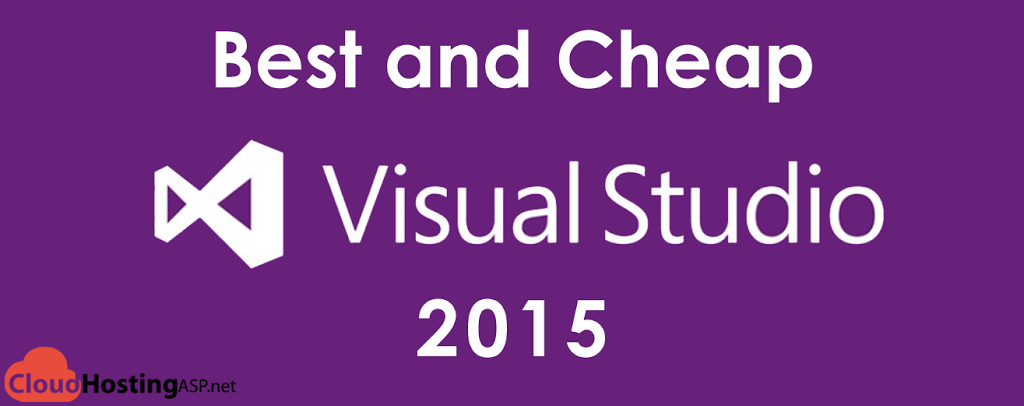 Best and Cheap Visual Studio 2015 Cloud Hosting
