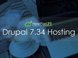 HostForLIFE.eu Proudly Launches Drupal 7.34 Hosting