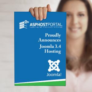 Top Cloud Joomla 3.4 Hosting | Best and Cheap ASP.NET Cloud Hosting