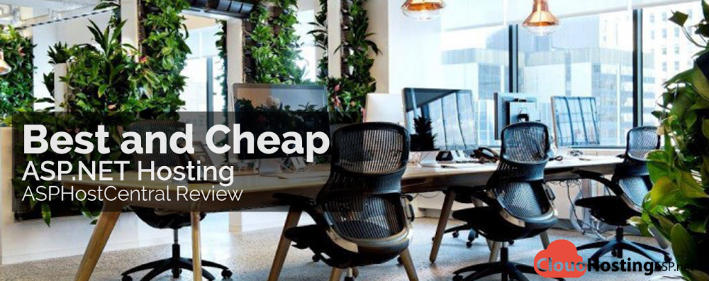 Best and Cheap ASP.NET Cloud Hosting – ASPHostCentral Review