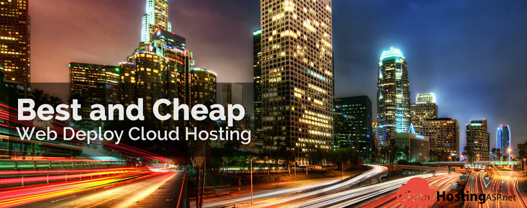 Best and Cheap Web Deploy Cloud Hosting