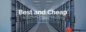 Best and Cheap HostCMS Cloud Hosting
