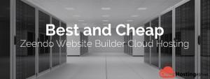 Best and Cheap Zeendo Website Builder Cloud Hosting