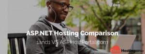 ASP.NET Hosting Comparison - 1and1 VS ASPHostPortal.com