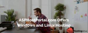 ASPHostPortal.com Offers Windows and Linux Hosting