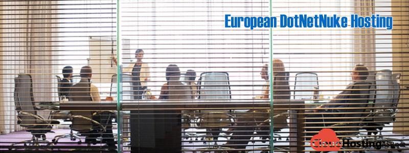 Best and Cheap European DotNetNuke Hosting Provider