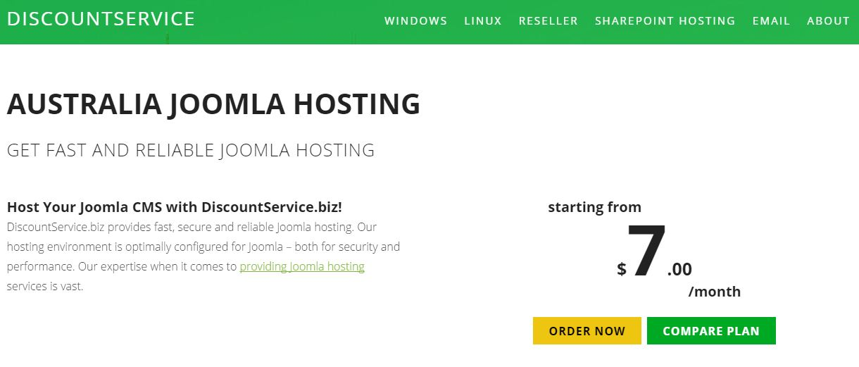 Best and Cheap Australia Joomla Cloud Hosting Provider | Best and ...