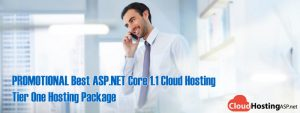 PROMOTIONAL Best ASP.NET Core 1.1 Cloud Hosting - Tier One Hosting Package