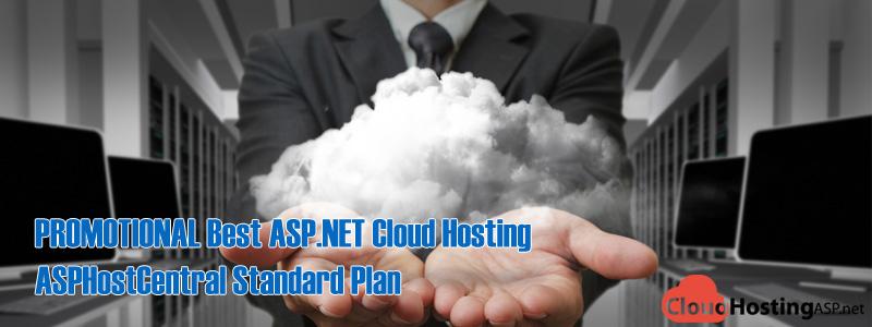 PROMOTIONAL Best ASP.NET Hosting - ASPHostCentral Standard Plan