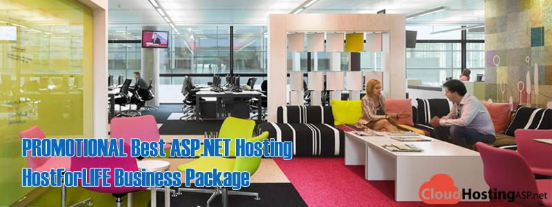 PROMOTIONAL Best ASP.NET Hosting - HostForLIFE Business Package