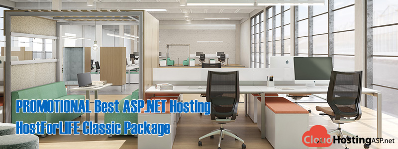 PROMOTIONAL Best ASP.NET Hosting - HostForLIFE Classic Package