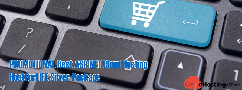 PROMOTIONAL Best ASP.NET Cloud Hosting - HostForLIFE Silver Package