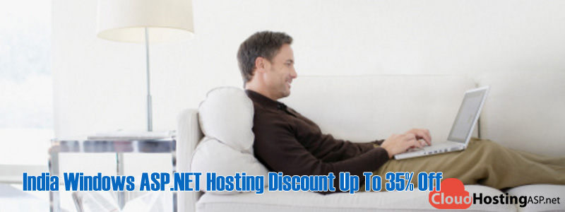 India Windows ASP.NET Hosting Discount Up To 35% Off