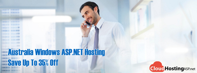 Australia Windows ASP.NET Hosting – Save Up To 35% Off