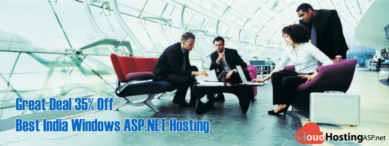 Great Deal 35% Off Best India Windows ASP.NET Hosting