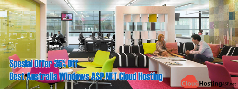 Spesial Offer 35% Off Best Australia Windows ASP.NET Cloud Hosting