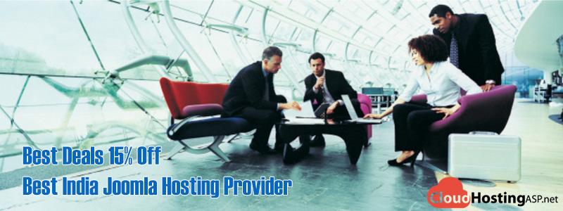 Best Deals 15% Off Best India Joomla Hosting Provider