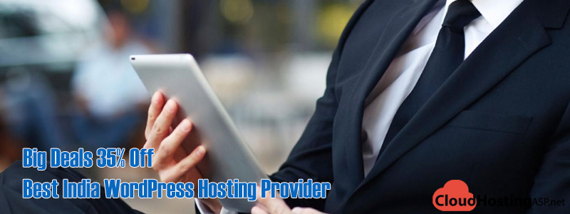 Big Deals 35% Off Best India WordPress Hosting Provider