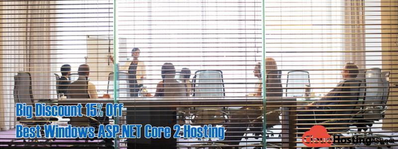 Big Discount 15% Off - Best Windows ASP.NET Core 2 Hosting