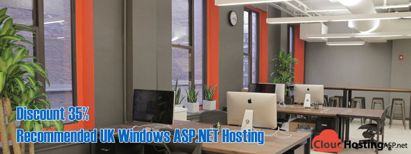 Discount 35% Recommended UK Windows ASP.NET Hosting