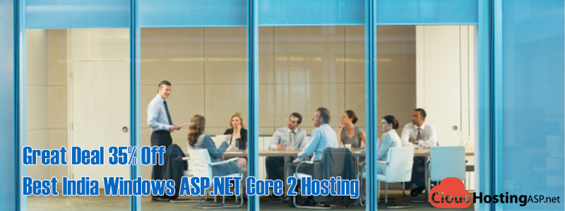 Great Deal 35% Off Best India Windows ASP.NET Core 2 Hosting