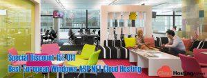 Special Discount 15% Off Best European Windows ASP.NET Cloud Hosting