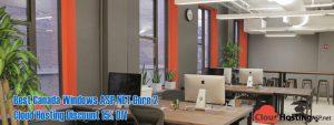 Best Canada Windows ASP.NET Core 2 Cloud Hosting Discount 15% Off