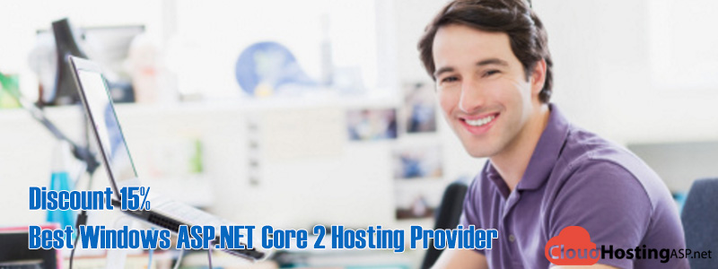 Discount 15% Best Windows ASP.NET Core 2 Hosting Provider
