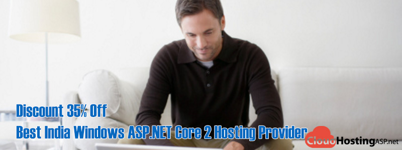 Discount 35% Off Best India Windows ASP.NET Core 2 Hosting Provider