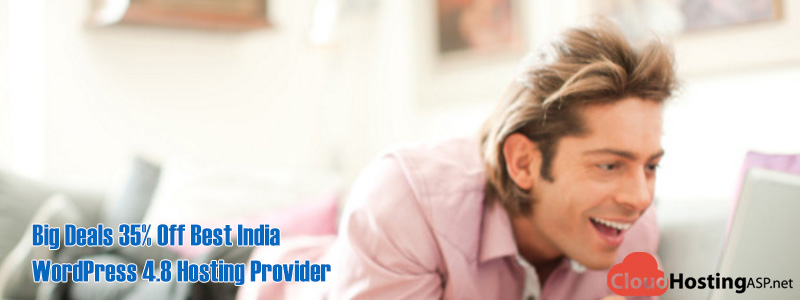 Big Deals 35% Off Best India WordPress Hosting Provider