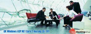 UK Windows ASP.NET Core 2 Hosting 35% Off