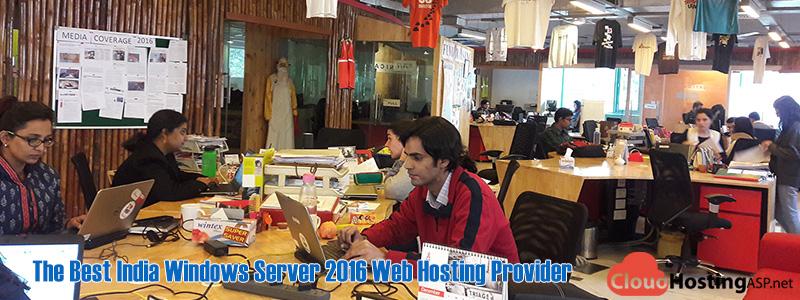 The Best India Windows Server 2016 Web Hosting Provider