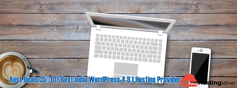 Best Deals 35% Off Best India WordPress 4.9.1 Hosting Provider