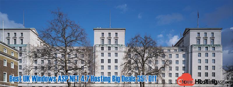 Best UK Windows ASP.NET 4.7 Hosting Big Deals 35% Off