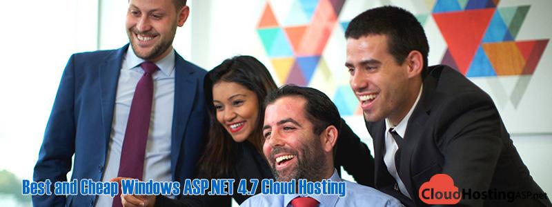 Best and Cheap Windows ASP.NET 4.7 Cloud Hosting