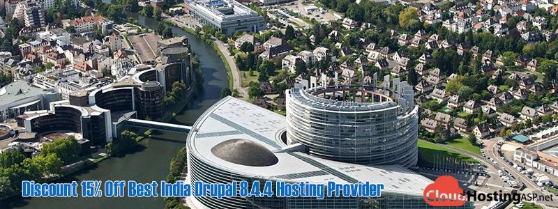 Discount 15% Off Best India Drupal 8.4.4 Hosting Provider