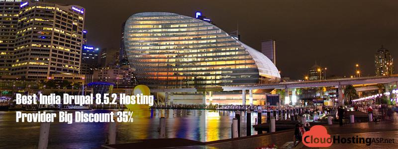 Best India Drupal 8.5.2 Hosting Provider Big Discount 35%