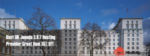 Best UK Joomla 3.8.7 Hosting Provider Great Deal 35% Off